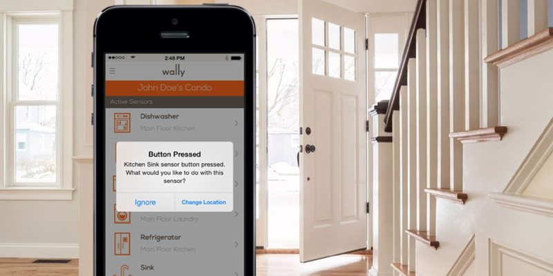 Wally Home smart home gadget