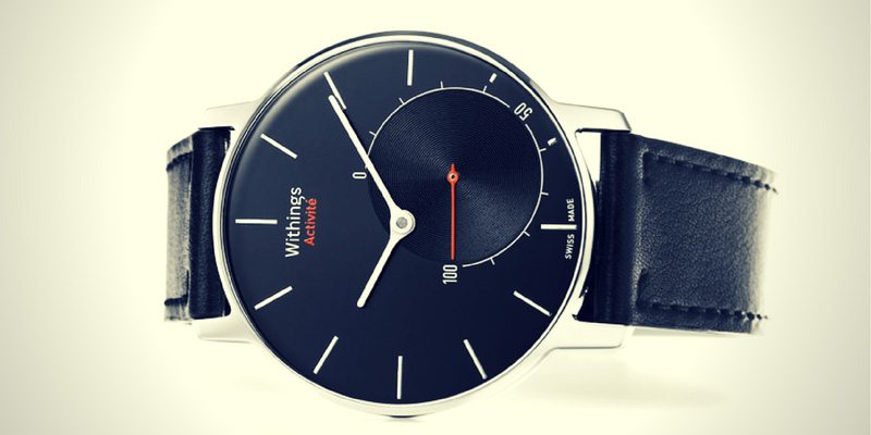 Withings Activitie swiss watch fitness tracker