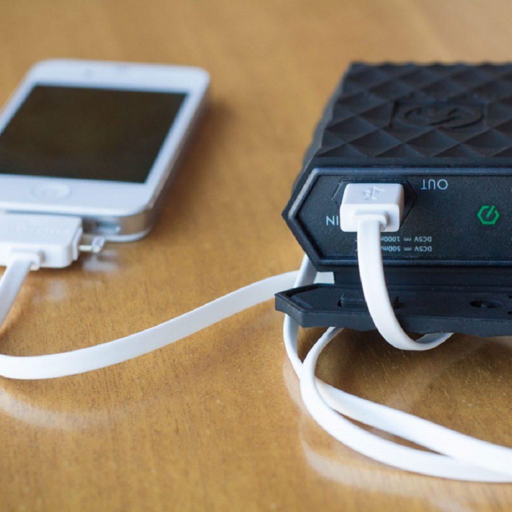 6000mA USB Power Bank by KODIAK