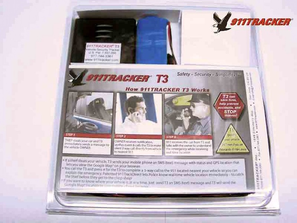 911Tracker T3
