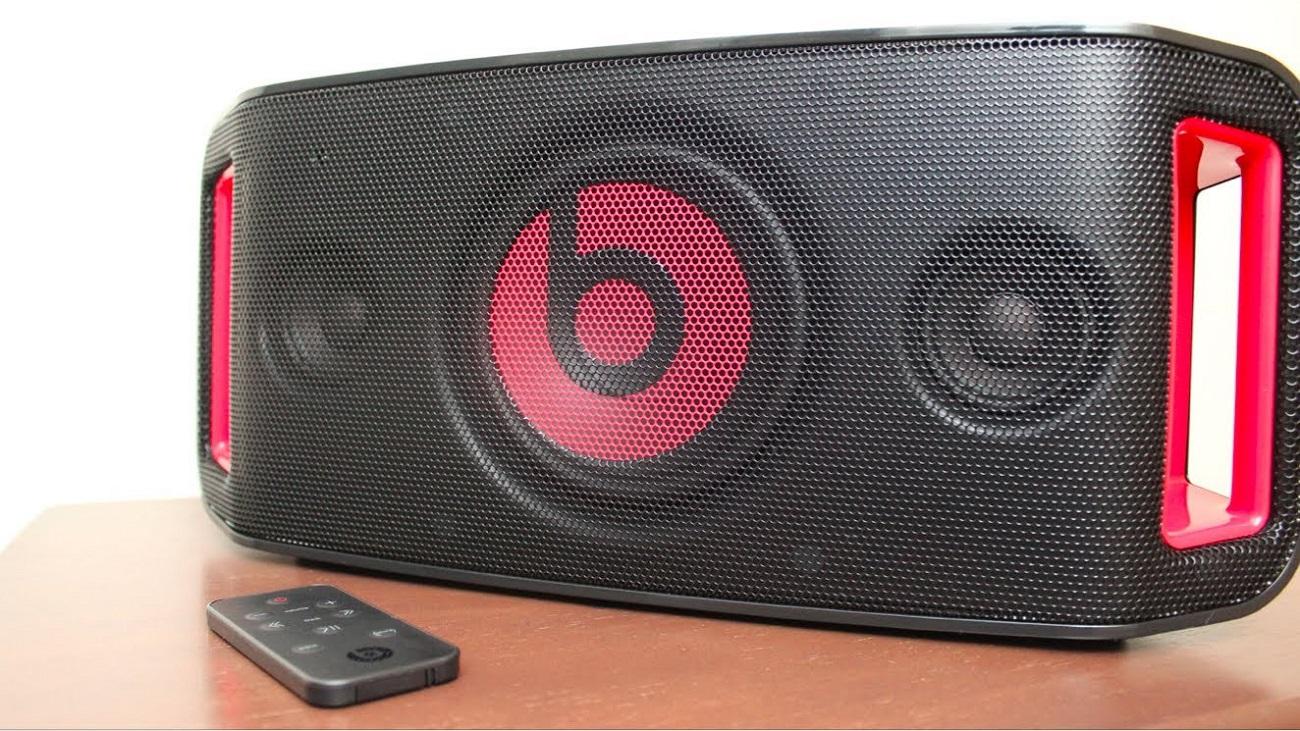 Beatbox Portable Charging Speaker