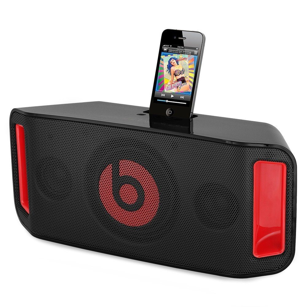 Beatbox Portable Charging Speaker