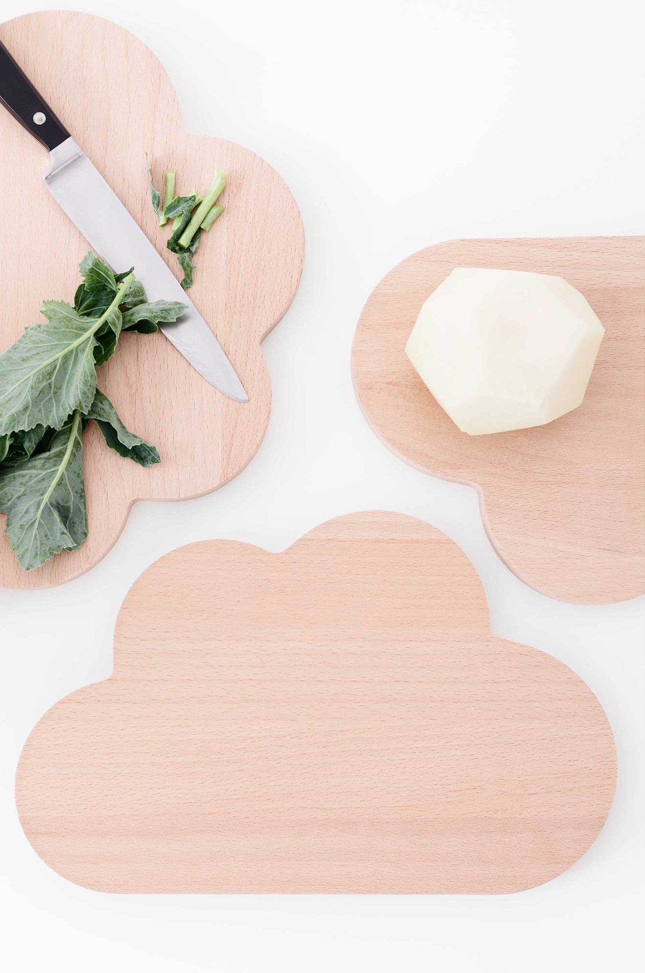 Cloud Cutting Board by Snug