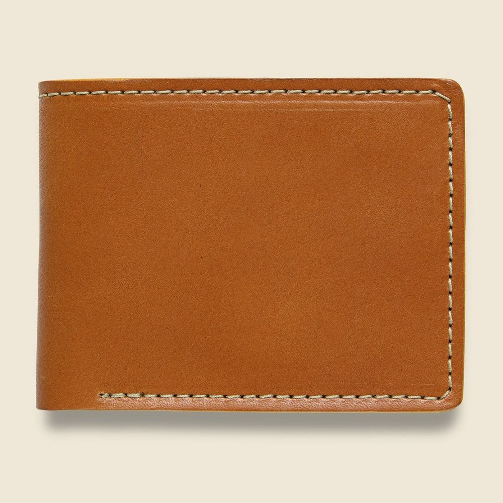 Convoy Co. Bi-fold Tan