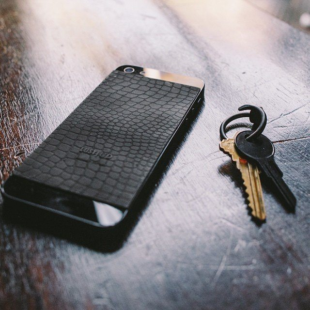 Crocodile Embossed iPhone SE/5s Decal by Lust Ltd.