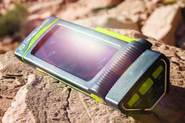 Goal Zero Torch 250 Flashlight Solar Kit