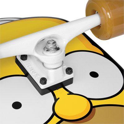 Homer Cruzer by Santa Cruz Skateboards