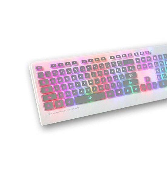 Illuminated Gaming Keyboard