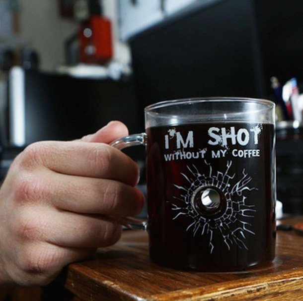 I%26%238217%3Bm+Shot+Without+My+Coffee+Glass+Mug