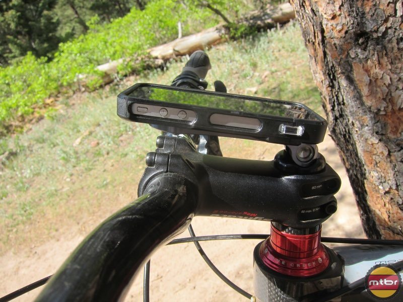Magnetic iPhone Bike Mount by Proper