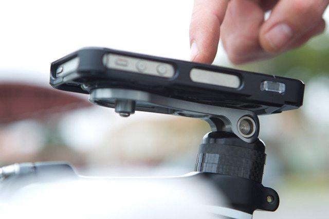 Iphone Bike Mount >> Magnetic Iphone Bike Mount By Proper