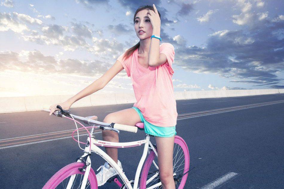 Mi Band_Biking