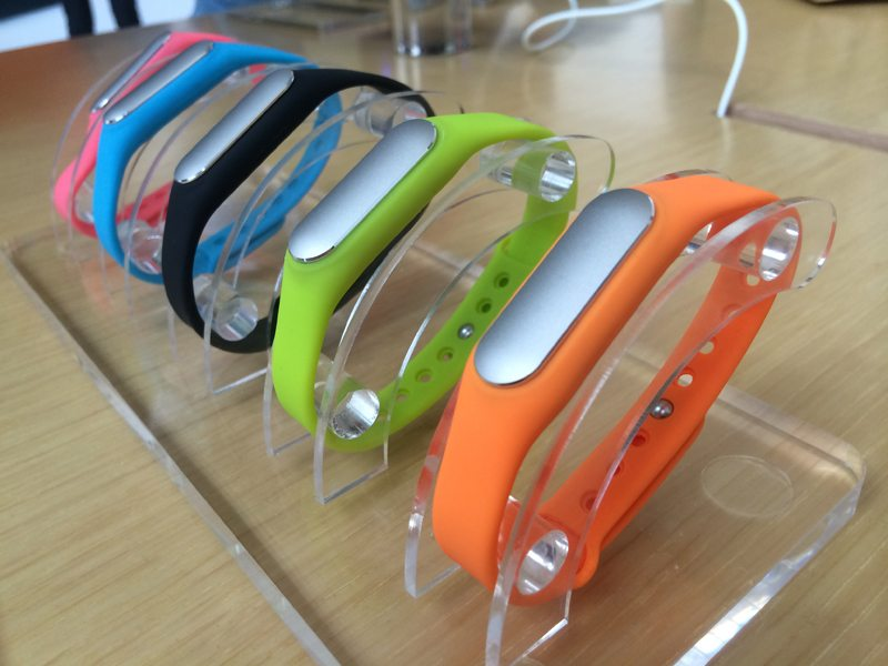 Mi Band_Colors