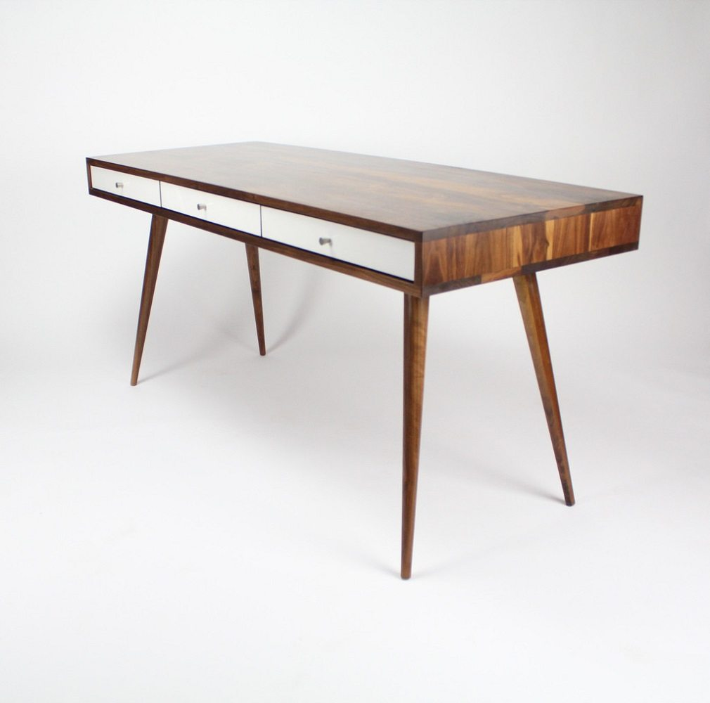 Mid Century Desk by Jeremiah Collection