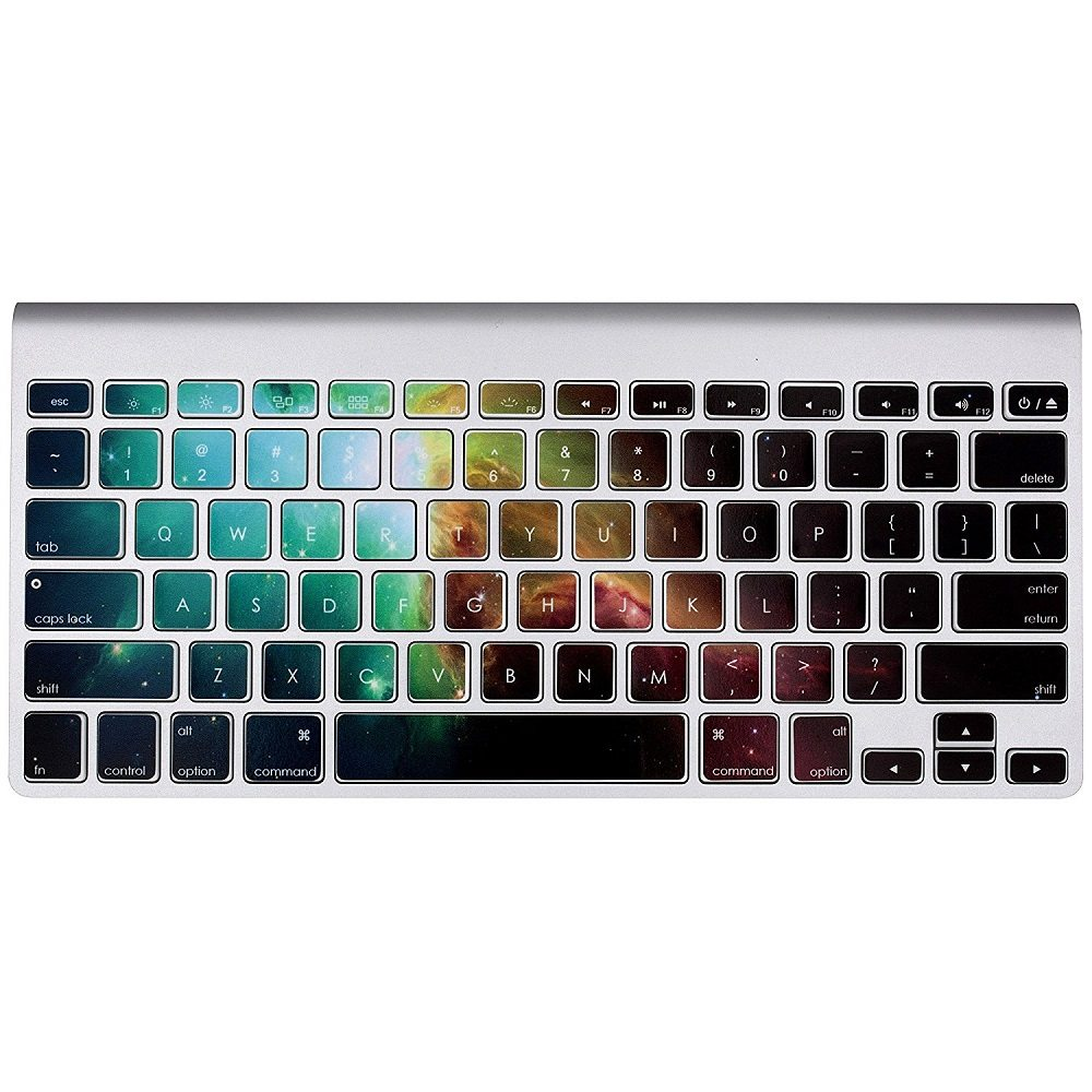 Nebula 3 Keyboard Decals