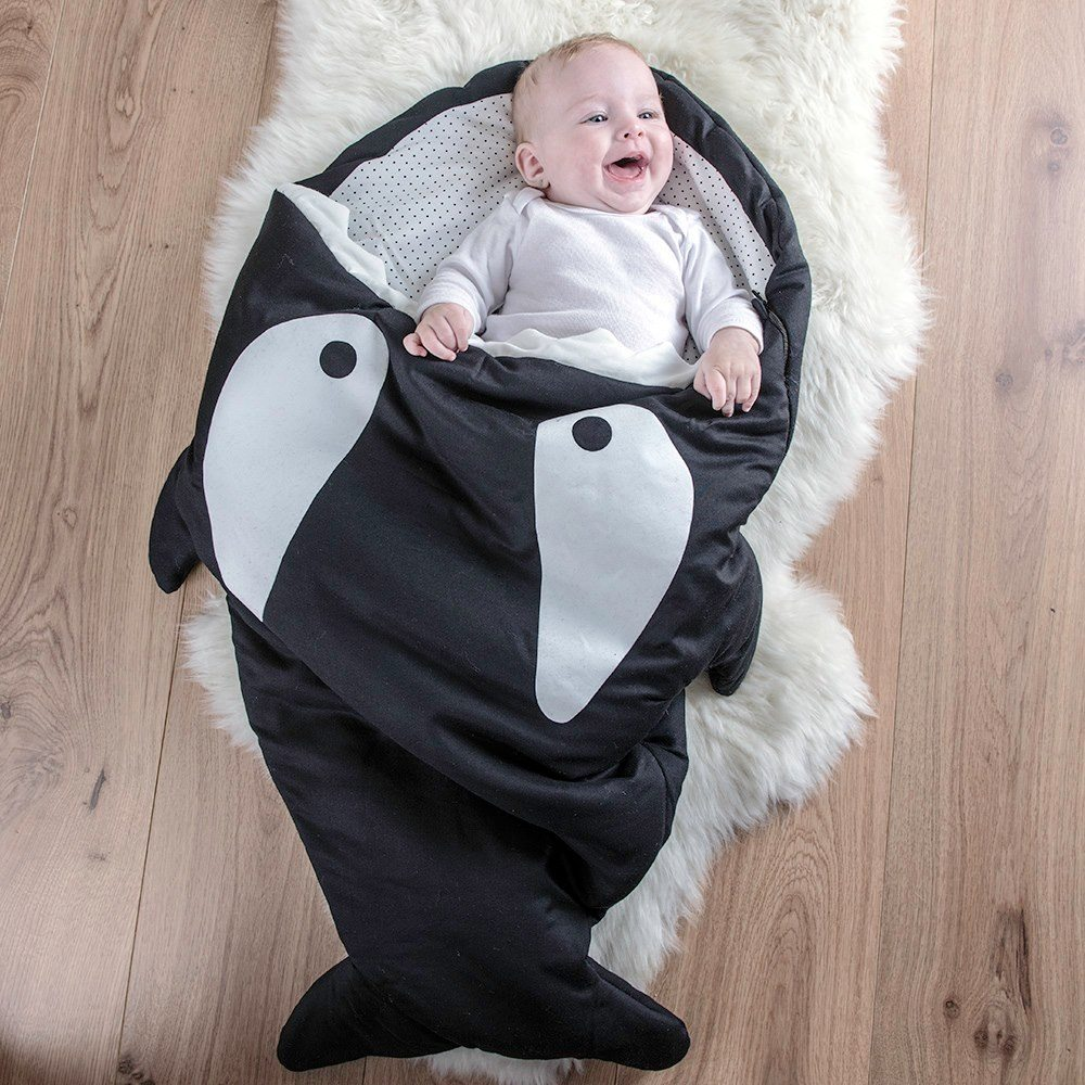Orca Sleeping Bag by Baby Bites