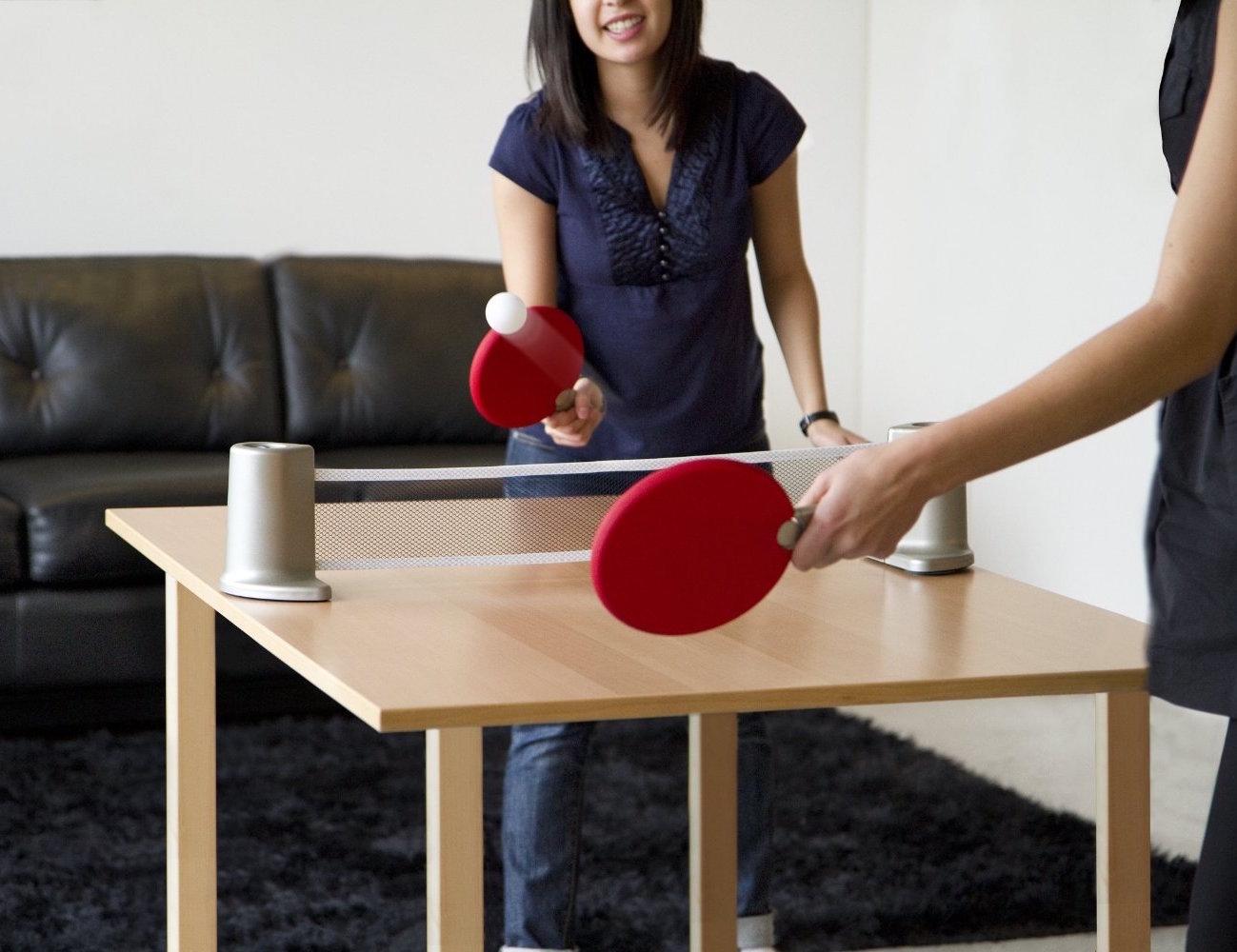 Pongo Portable Ping Pong 187 Gadget Flow