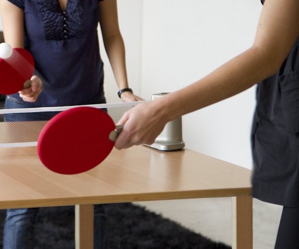 Pongo Portable Ping Pong » Gadget Flow