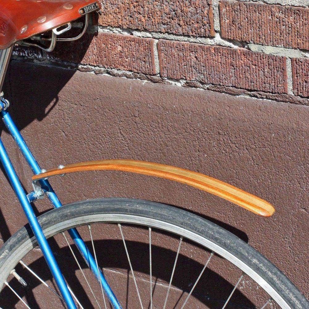 Rear Bike Fender by Wood's Fenders