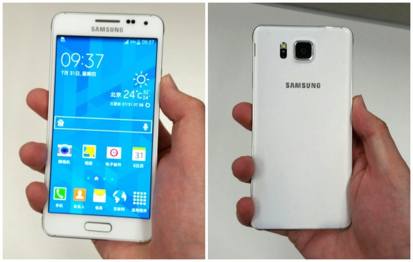Samsung Galaxy Alpha is a Fresh Take on an Already Popular and Reliable Smartphone