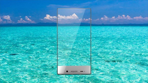 Sharp Aquos Crystal is a Fresh Take on Smartphone Design With Smaller Bezels For a Better Viewing Experience