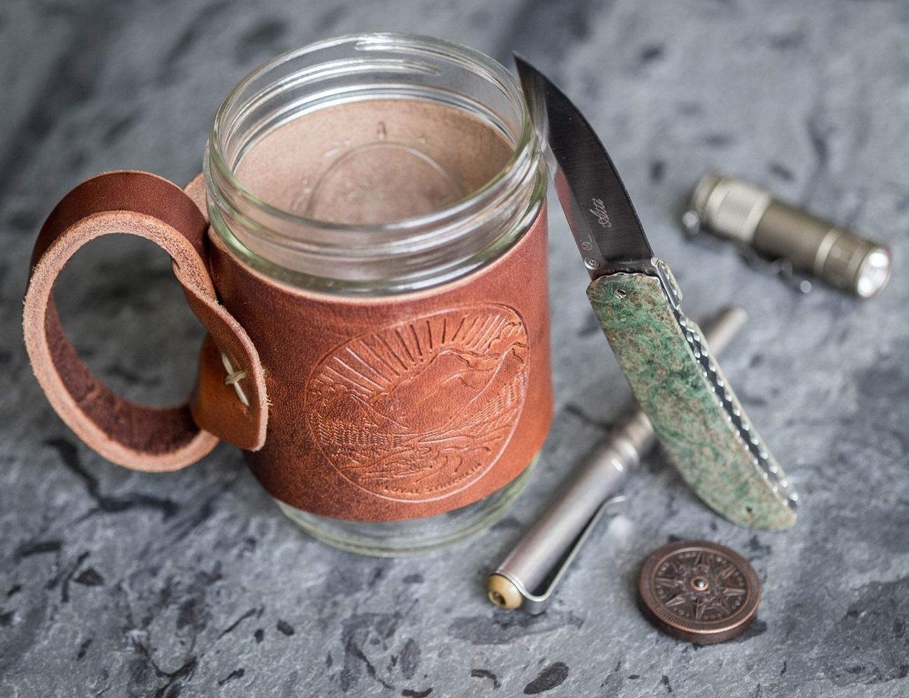 The Aviator Mug by Loyal Stricklin