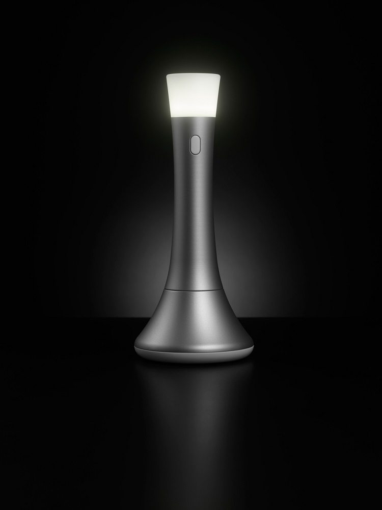 Trioh – The World's Most Beautiful Flashlight