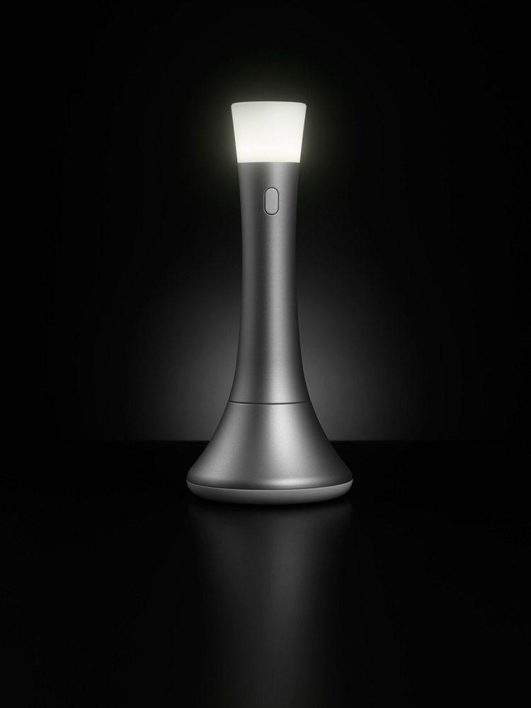 Trioh – The World's Most Beautiful Flashlight