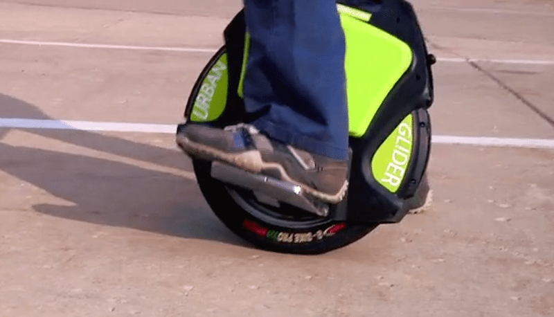 The Urban Glider is the Ultimate Commuting Machine