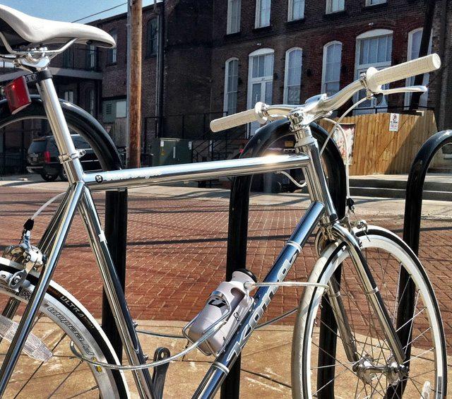 Water Bottle Bike Lock
