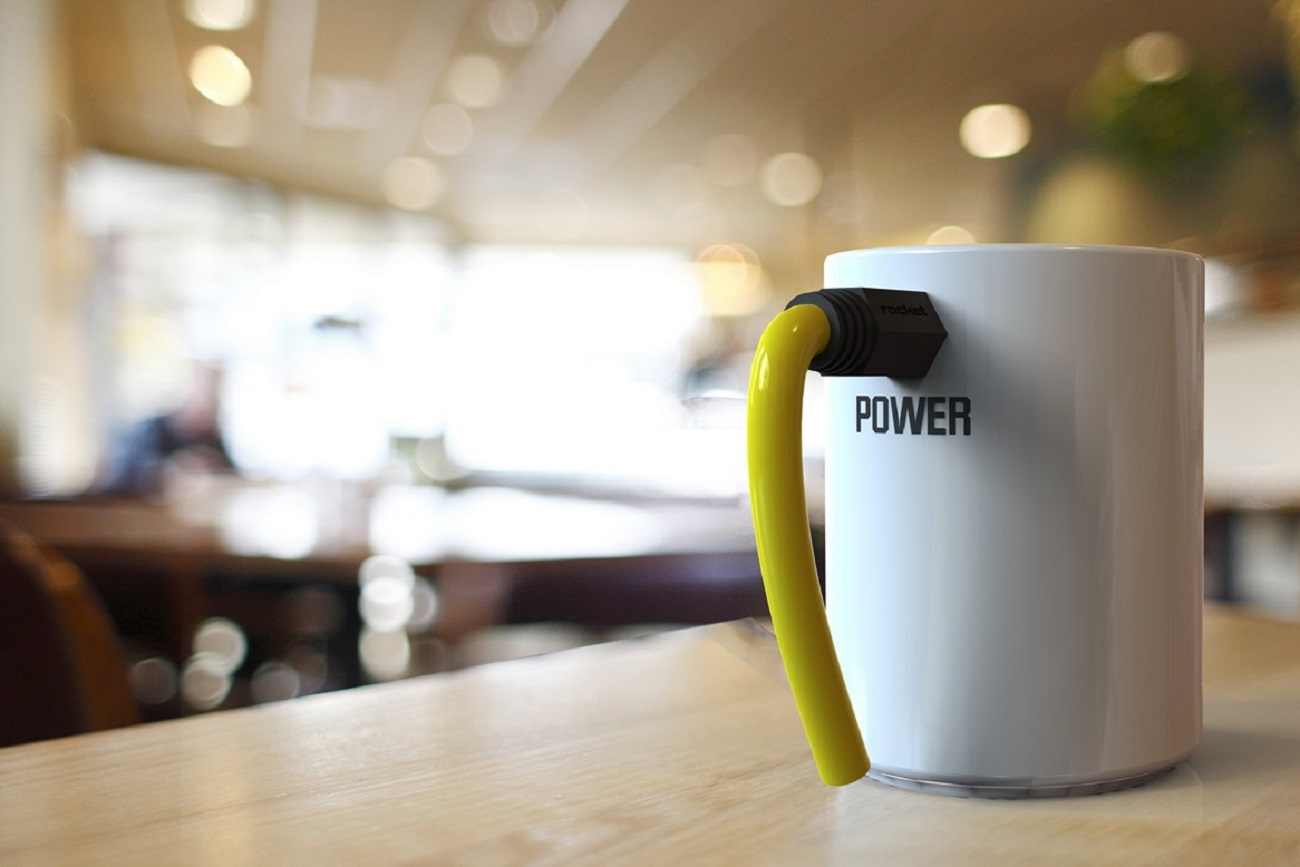 Wired Coffee Mug » Gadget Flow