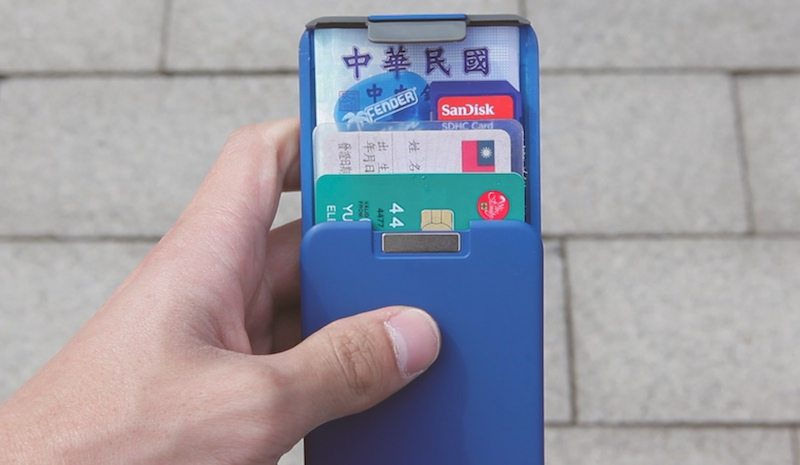 ZENLET Keeps Your Credit Cards Organized in (Slim) Style