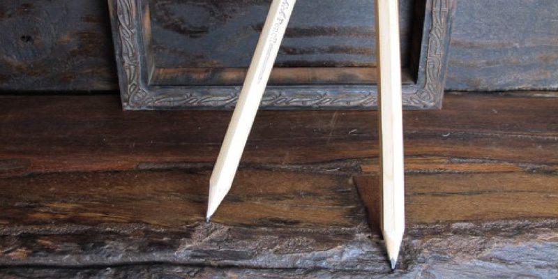 Back to School Drumstick Pencils