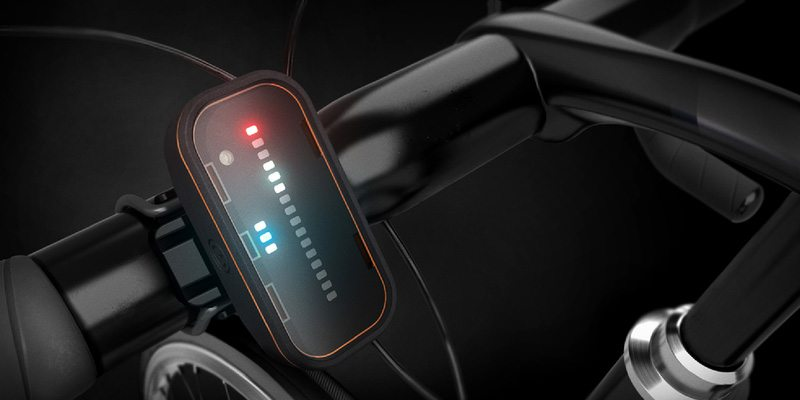 Backtracker front unit for rear-view vision