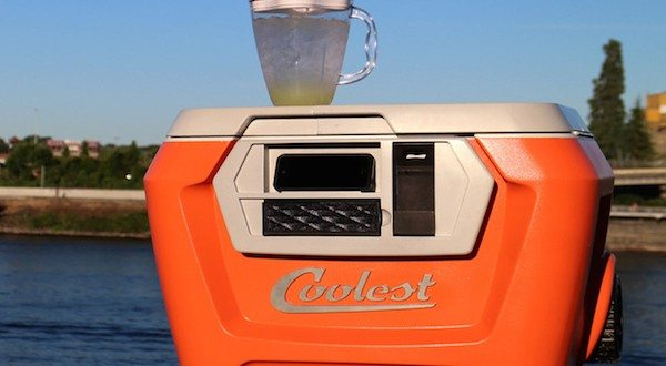 Coolest Cooler Overtakes Pebble as Most Funded Kickstarter Campaign, Raises $11.7 Million