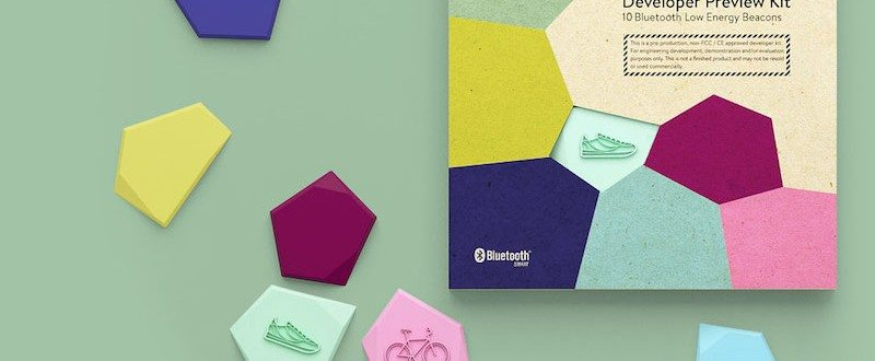 Estimote's Stick-On Nearables Are Super-Slim Smart Sensors