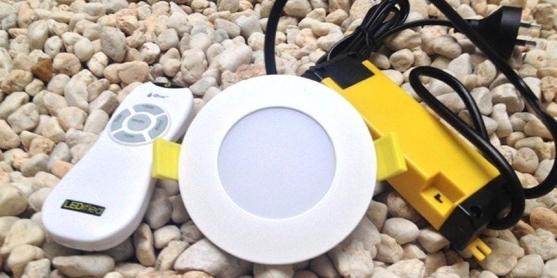 Eva and iDim remote control for smart lighting