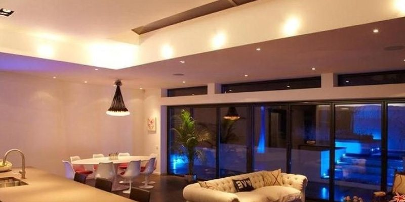 Eva LED downlight for indoor lighting