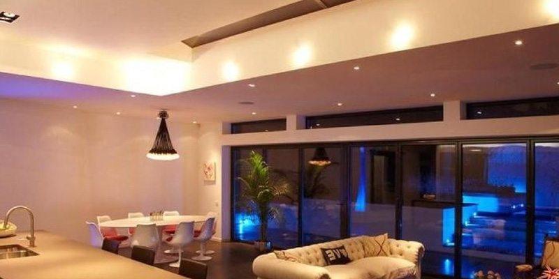 Eva LED downlight for indoor lighting