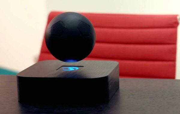 Om/One Has Made a Dramatic Advancement in Audio Technology By Introducing the World's First Levitating Speaker