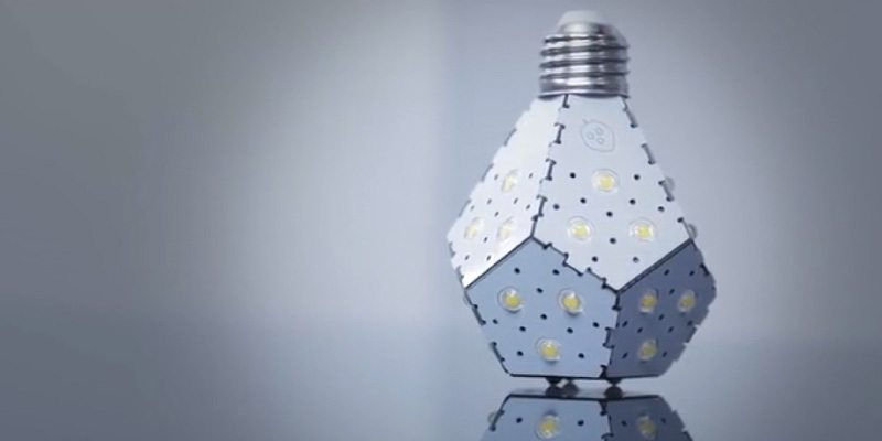 Nanoleaf bloom smart light