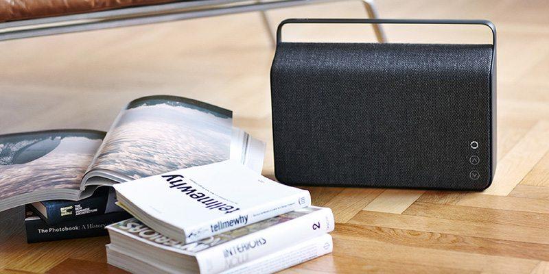 Vifa Loudspeaker with Danish design