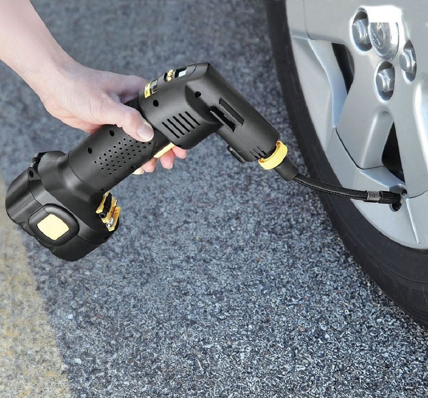 Automatic+Cordless+Tire+Inflator