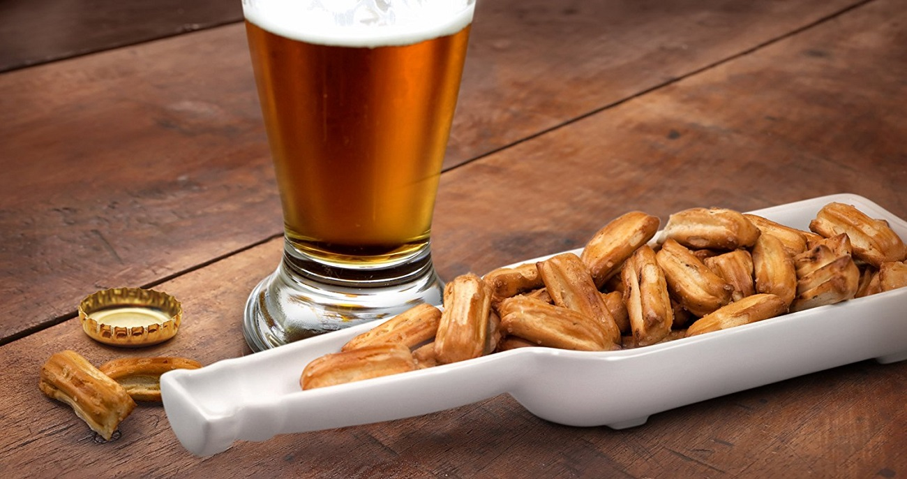 Beer Bites Snack Bowl