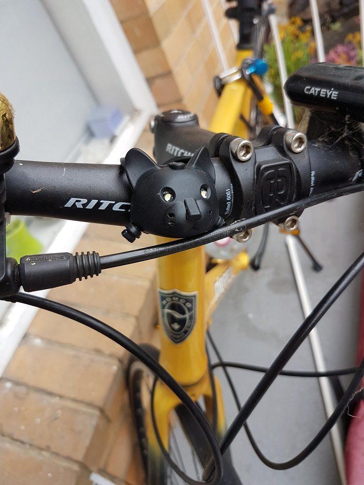 Cat Bike Light
