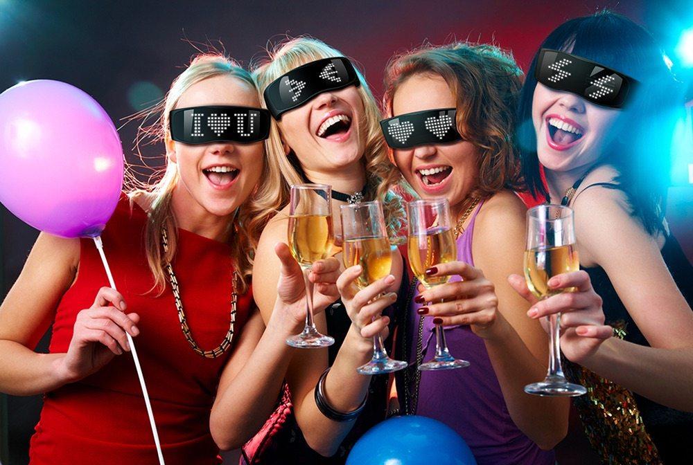 Темы и конкурсы для вечеринки