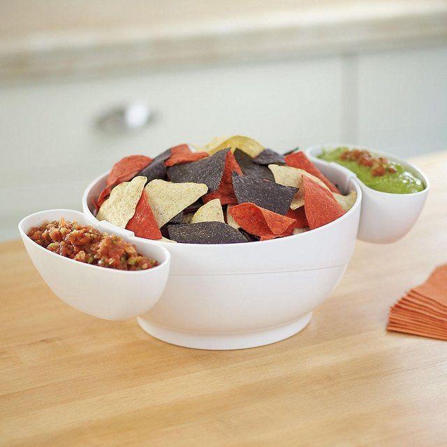 Chip and Dip Bowl Set