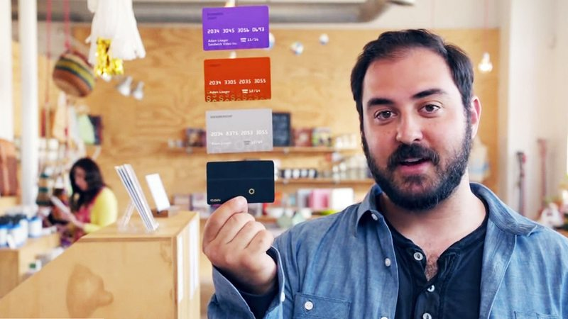 Coin hosts all of your bank cards on one device