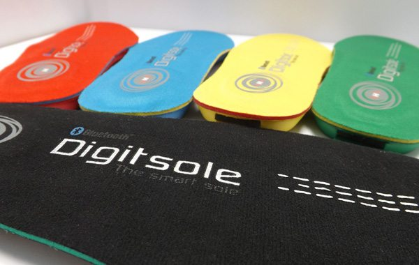 Insoles Just Got Clever and Connected with Digitsoles