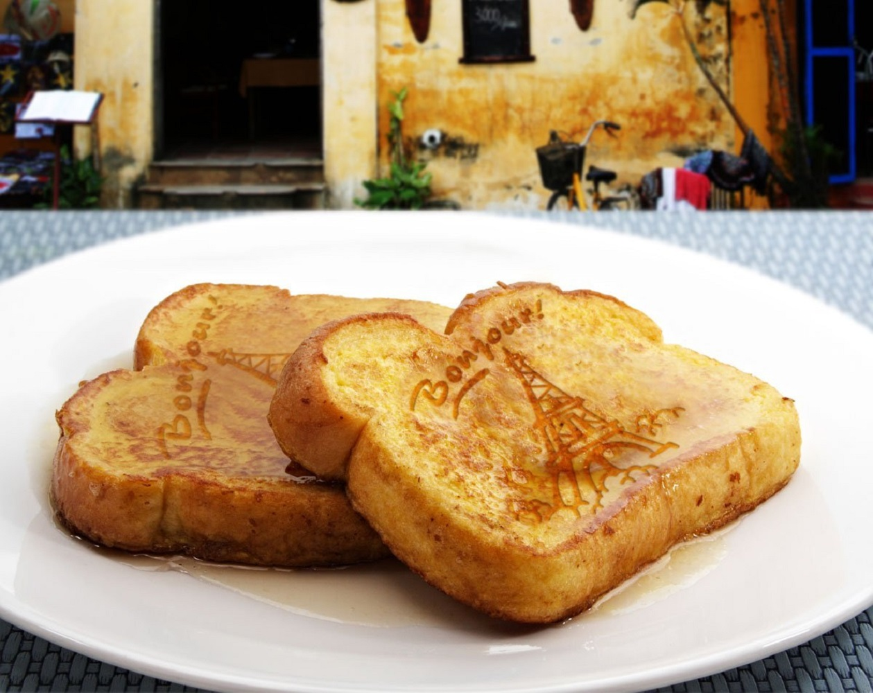 French Toast Stamper